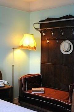 chambre hercule poirot détective hôtel
