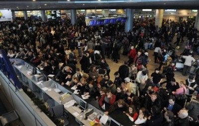 Aéroport Domodedovo