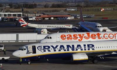 Easyjet et Ryanair, deux concurrents