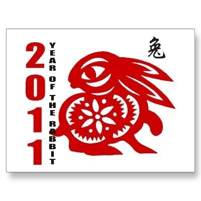 Le Nouvel An chinois : au tour du lapin !