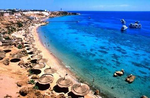 Plages de Sharm el-Sheik