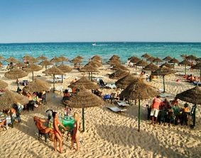 Photo Plages d'Hammamet