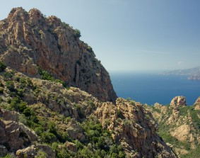 Photo Les calanques de Piana