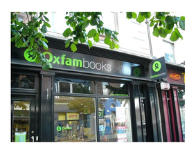 Photo Oxfam Bookstore