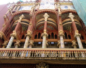 Photo Palau de la musica catalana