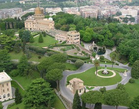 Photo Les jardins du Vatican