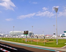 Photo Yas Marina Circuit