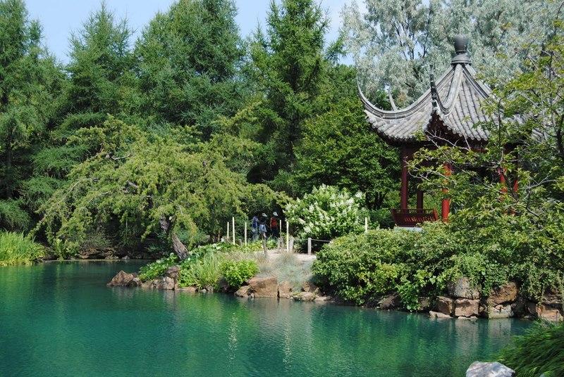 Jardin botanique de montr al visite avis horaires for Jardin botanique montreal tarif