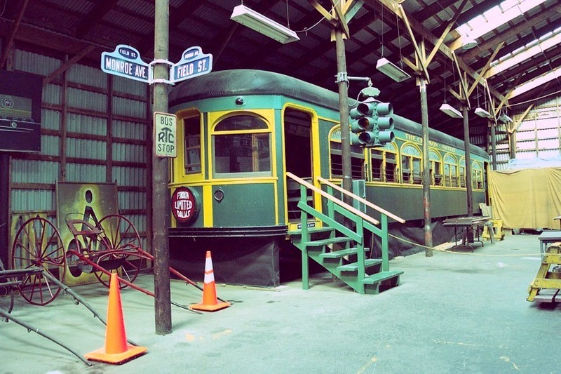 Photo New York Transit Museum